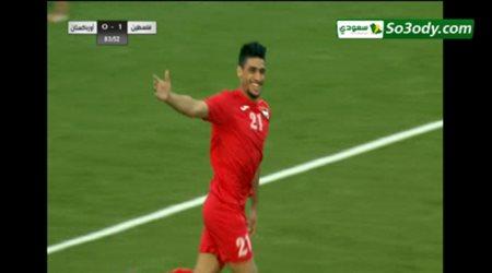 اهداف مباراة .. فلسطين 2 - 0 أوزبكستان ..  تصفيات آسيا المؤهلة لكأس العالم 2022