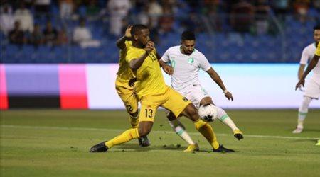 """الدوسري يقود السعودية للتعادل مع مالي تحت قيادة رينارد """"لأول مرة"""""""