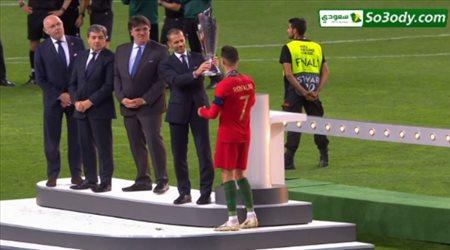 ملخص مباراة .. البرتغال 1 - 0  هولندا .. نهائي دوري الأمم الأوروبية