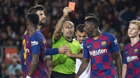 مفاجأة| نجم برشلونة يثير المشاكل من جديد.. والنادي يستدعي وكيل أعماله