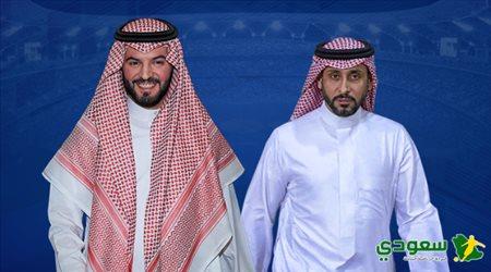 سامي الجابر يدعم فهد بن نافل.. ويبعث رسالة إلى جماهير الهلال