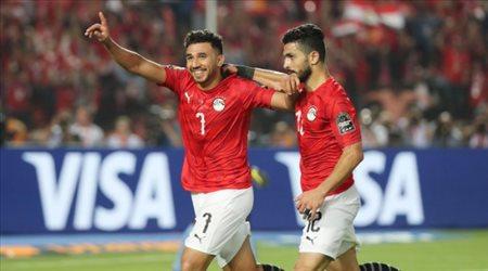 تريزيجيه يقود مصر للفوز على زيمبابوي في افتتاحية كأس أمم إفريقيا