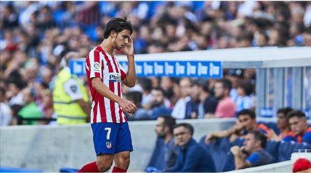 """""""إصابة جريزمان"""".. طلب غريب من مشجع أتلتيكو مدريد لجواو فيليكس"""