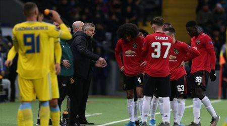 صدمة.. أستانا يصعق مانشستر يونايتد بثنائية في الدوري الأوروبي