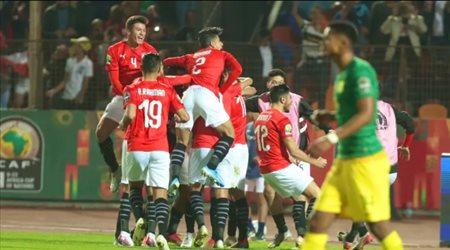 لأول مرة.. مصر تتوج بطلا لكأس إفريقيا تحت 23 عاما