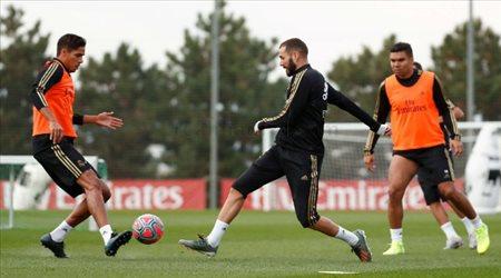 بمشاركة هازارد.. ريال مدريد يؤدي أول تدريب جماعي