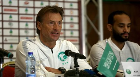 رينارد يعلن قائمة المنتخب السعودي لمواجهتي أوزبكستان وباراجواي