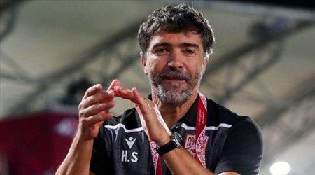 خليجي 24| مدرب البحرين: نجوم المنتخب جعلوني أبكي كالطفل