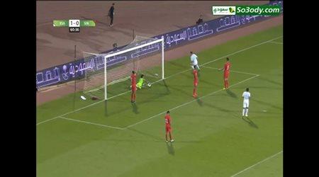 اهداف مباراة .. السعودية 3 - 0 سنغافورة .. تصفيات كأس العالم