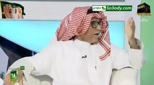 عبدالرحمن السماري : الهلال يخسر مباريات كثيره بسبب التحكيم