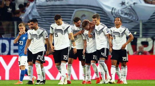 فيديو.. ألمانيا تكتسح إستونيا بـ 8 أهداف في تصفيات يورو 2020