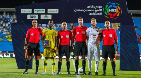 """الحزم يقدم شكوى رسمية لـ""""الانضباط"""" ضد حكم مباراة التعاون"""