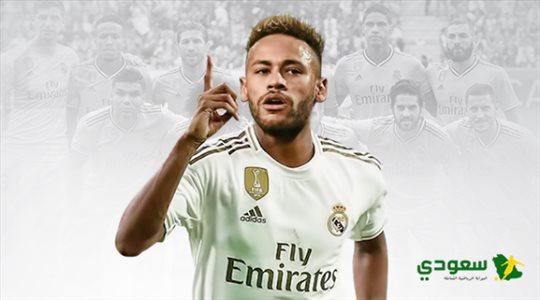 الإعلان عن موعد انضمام نيمار إلى ريال مدريد