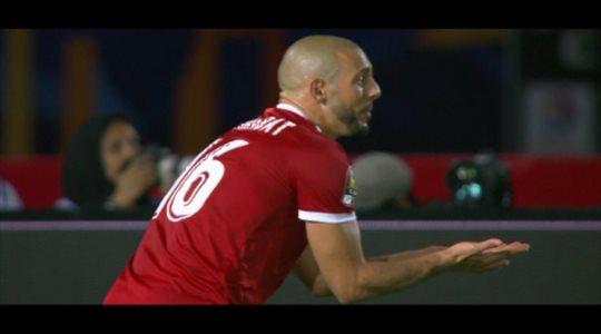 ملخص لمسات نور الدين أمرابط في مباراة المغرب وساحل العاج