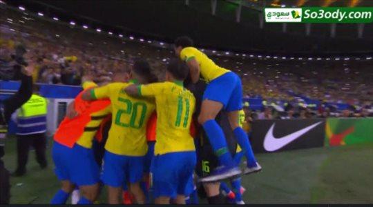 اهداف مباراة ..  البرازيل 3 - 1 بيرو .. نهائي كوبا امريكا 2019