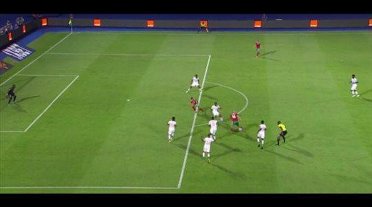 أمرابط يصنع هدفا رائعًا للمغرب في مرمى ساحل العاج
