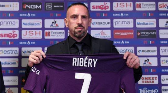 """دافع """"مجنون"""" وراء انضمام ريبيري إلى فيورنتينا !"""