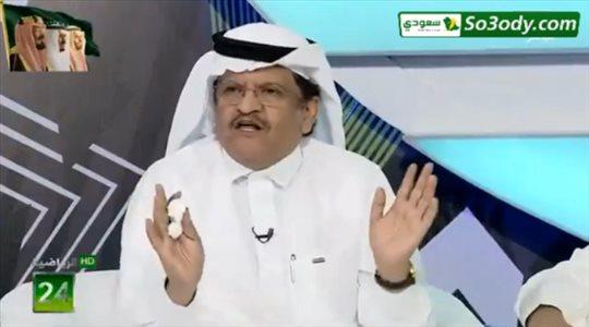 عدنان جستنيه لرئيس نادي الاتحاد : انت هتمشي هتمشي !!