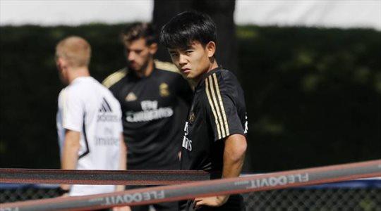 رسميا.. ميسي الياباني يرحل عن ريال مدريد معارا