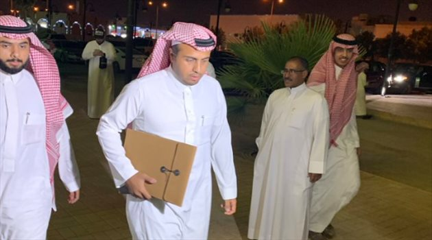 الدهام يؤكد خروجه من سباق رئاسة النصر