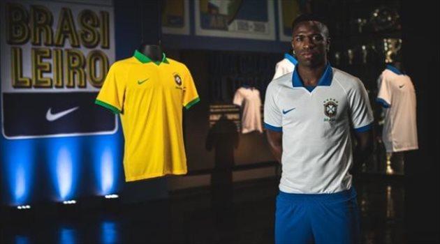 كوبا أمريكا| البرازيل تخوض مباراة الافتتاح بالقميص الأبيض !