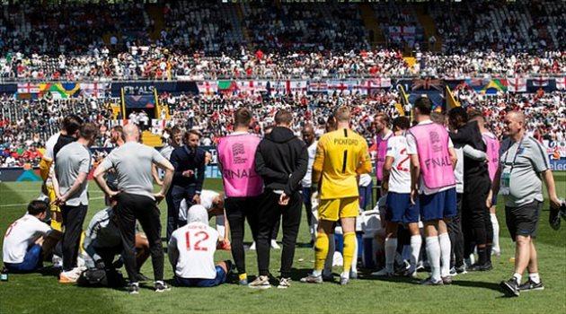 فيديو.. ركلات الترجيح تمنح إنجلترا المركز الثالث بدوري الأمم الأوروبية
