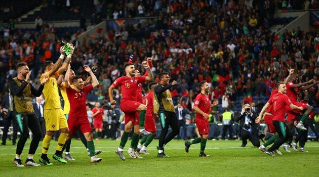 البرتغال تعادل إنجاز فرنسا وجويديس ينهي نحسه الدولي في الشباك الهولندية