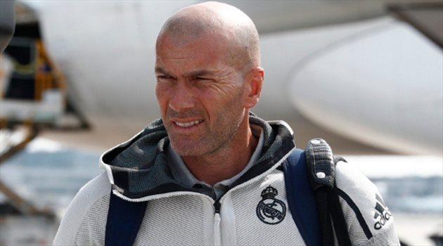 الكشف عن سبب مغادرة زيدان لمعسكر ريال مدريد في كندا