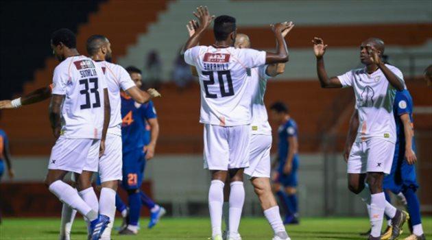 صورة  الشباب يكشف قميص مباراة شباب الأردن في كأس محمد السادس   سعودى سبورت