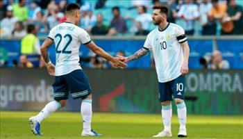 نجم ريال مدريد السابق يحذر لاوتارو من الانضمام إلى برشلونة.. بسبب ميسي!