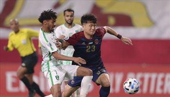 أبطال آسيا| الأهلي يهدر انتصار أول أمام الوحدة الإماراتي