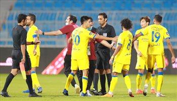 غياب نجم النصر عن مواجهة الهلال في نهائي كأس الملك