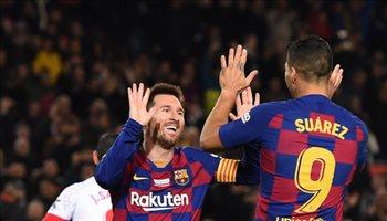 """""""لن يدفعوا أكثر من 15 مليون يورو في مهاجم جديد"""".. هجوم عنيف من مسؤول برشلونة السابق"""