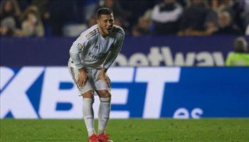 عودة هازارد.. ريال مدريد يتلقى أخبار سارة