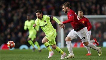 برشلونة يمهد الطريق لمانشستر يونايتد من أجل حسم صفقة نارية