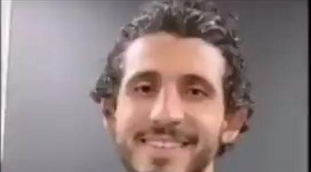 احمد حجازي يوجة رسالة لجماهير الاتحاد