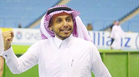 النصر يعلق على إيقاف رئيس الشباب شهرين