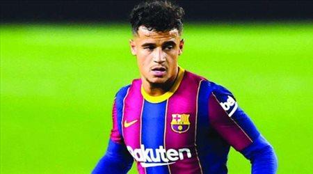 كوتينيو يرحل عن برشلونة وينضم إلى نيوكاسل يونايتد؟.. الحقيقة الكاملة