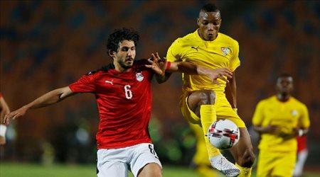 حجازي يقود منتخب مصر للفوز أمام توجو وصدارة مجموعته بتصفيات أمم إفريقيا