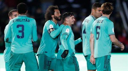 غيابات بالجملة عن قائمة ريال مدريد أمام سوسيداد في الكأس