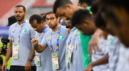 """""""استبعاد نجوم النصر"""".. طالع تشكيل السعودية الأولمبي ضد أوزبكستان"""