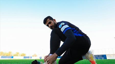 بعد إصابة المعيوف.. لوشيسكو يجهز الجدعاني لإنقاذ مرمى الهلال أمام النصر