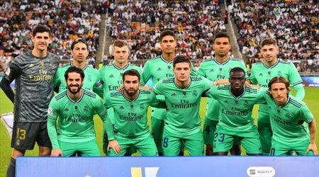 بالترتيب والأسماء.. تعرف على مهاجم ريال مدريد الجديد