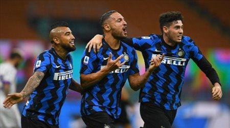 مفاجأة مثيرة في تشكيلة إنتر ضد فيورنتينا بكأس إيطاليا