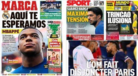 صحف العالم الأحد| ليستر سيتي بطل إنجلترا الجديد وصراع الأنفاس الأخيرة بين ريال مدريد وأتلتيكو