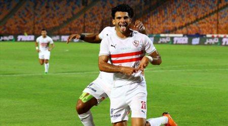 """نجم الهلال السابق يقود الزمالك للفوز على الأهلي بثلاثية في """"قمة"""" الدوري المصري"""
