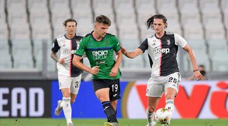 رونالدو ومالينوفسكي يقودان هجوم يوفنتوس وأتالانتا في نهائي كأس إيطاليا