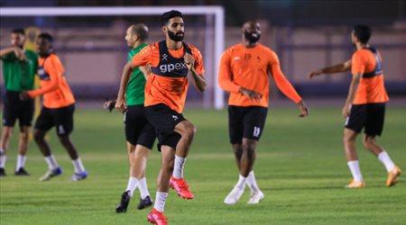 الاتفاق يواصل تدريباته استعدادا لمواجهة الفتح في الدوري