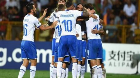 إيطاليا تعبر البوسنة بهدفين وتحافظ على صدارة المجموعة الأولى