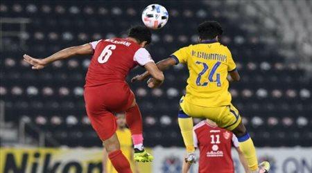 تأجيل نهائي دوري أبطال آسيا بسبب احتجاج النصر ضد بيرسبوليس